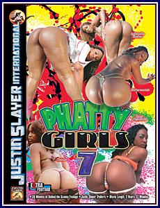Phatty Girls 7 Porn DVD