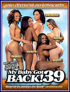 My Baby Got Back 39 Porn DVD