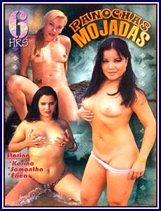 Panochas Mojadas Porn DVD