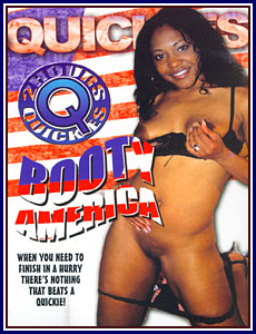 Booty America Porn DVD