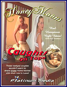 Honeymoons Caught On Tape Porn DVD