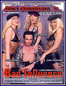 Bad Influence Porn DVD