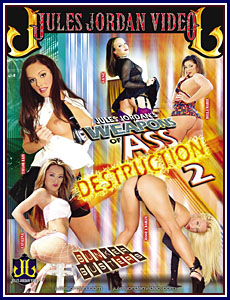 Weapons of Ass Destruction 2 Porn DVD