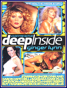 Deep Inside Ginger Lynn Porn DVD