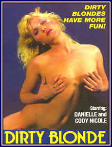 Dirty Blonde Porn DVD