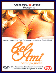Bel Ami Porn DVD