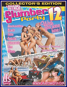 Shane's World Slumber Party 12 Porn DVD