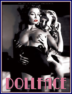 Dollface Porn DVD