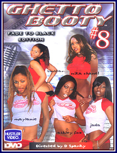 Ghetto Booty 8 Porn DVD