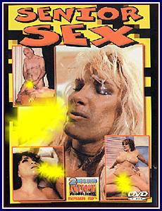 Senior Sex Porn DVD