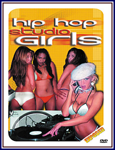 Exposed Hip Hop Studio Girls Porn DVD