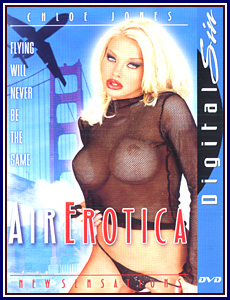 Air Erotica Porn DVD
