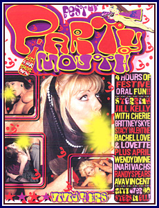 Best of Party Mouth Porn DVD
