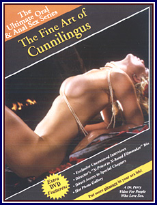 Fine art of cunnilingus dvd