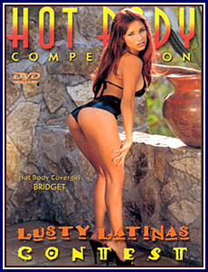 Hot Body Competition Lusty Latinas Contest Porn DVD