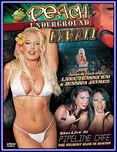 Peach Underground Hawaii Porn DVD