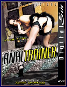 Anal Trainer Porn DVD