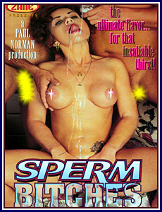 Sperm Bitches Porn DVD