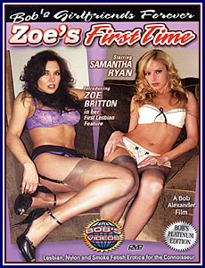 Zoe's First Time Porn DVD