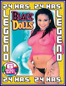 Black Dolls Porn DVD