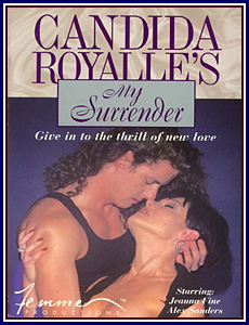 Candida Royalle's My Surrender Porn DVD