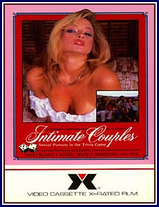 Intimate Couples Porn DVD