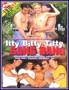 Women This itty bitty titty gangbang