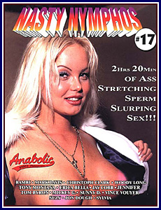 Nasty Nymphos 17 Porn DVD