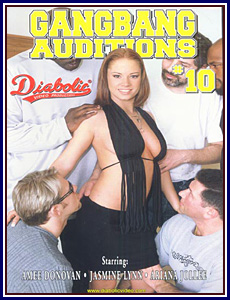 Gangbang Auditions 10 Porn DVD