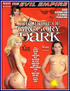 Best of Gregory Dark Porn DVD