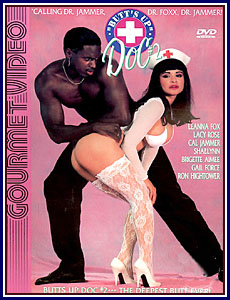 Butt's Up Doc 2 Porn DVD