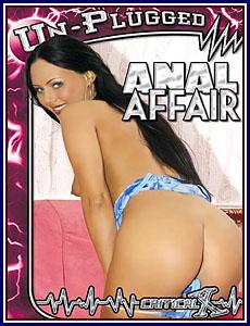 Anal Affair Box Cover Art.