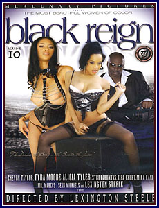 Black Reign 10 Porn DVD
