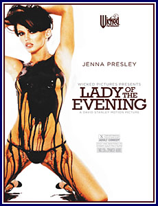 Lady Of The Evening Porn DVD