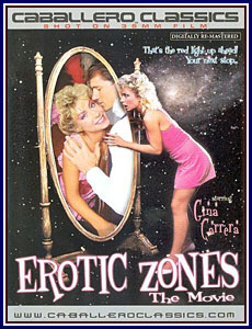 Erotic Zones The Movie Porn DVD