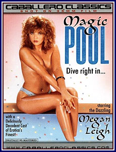 Magic Pool Porn DVD