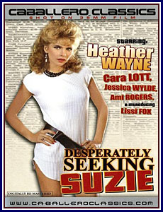 Desperately Seeking Suzie Porn DVD