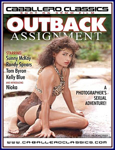 Outback Assignment Porn DVD