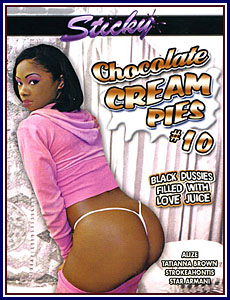 Chocolate Cream Pies 10 Porn DVD