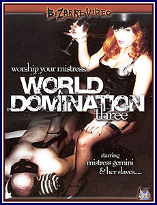 World Domination 3 Porn DVD