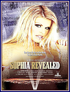 Sophia Revealed Porn DVD