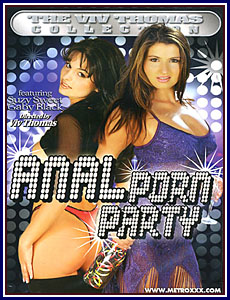Anal Porn Party Box Cover Art.