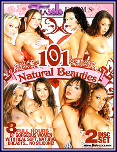 101 Natural Beauties Porn DVD