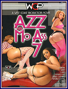 Azz and Mo Ass 7 Porn DVD