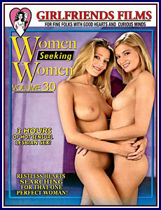 Women Seeking Women 30 Porn DVD