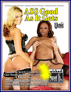 Ass Good As It Gets Porn DVD