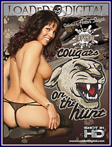 Cougars On The Hunt Porn DVD