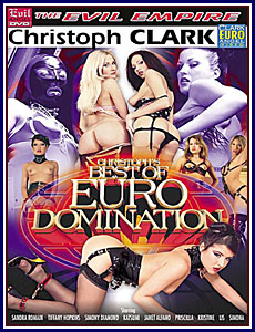 Best Of Euro Domination Porn DVD