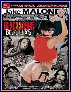 Black Snake Bitches Porn DVD