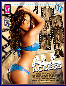 All Access Porn DVD